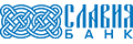 Банк Славия - лого