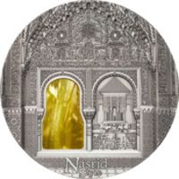 Реверс монеты «Искусство Тиффани - 2015»
