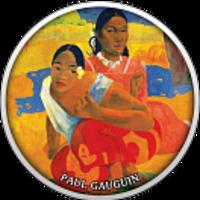 Реверс монеты ««Когда свадьба?» Поль Гоген-17»